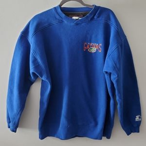 Vintage Starter Florida Gators Sweatshirt Size L